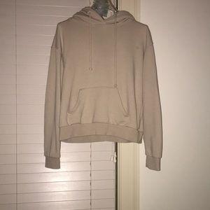 Tan Yeezy Forever 21 hoodie